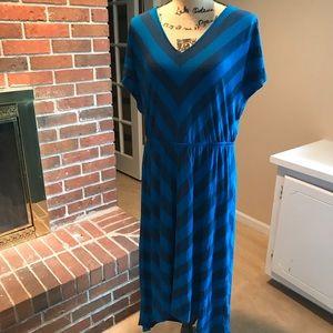Lane Bryant High-Low Dress NWT!! Size 14/16.